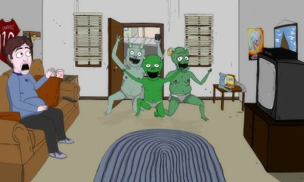 "Comedy Central orders animated series, ""Jeff and Some Aliens"""