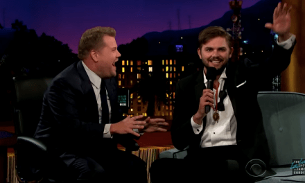 Nick Thune on The Late Late Show with James Corden