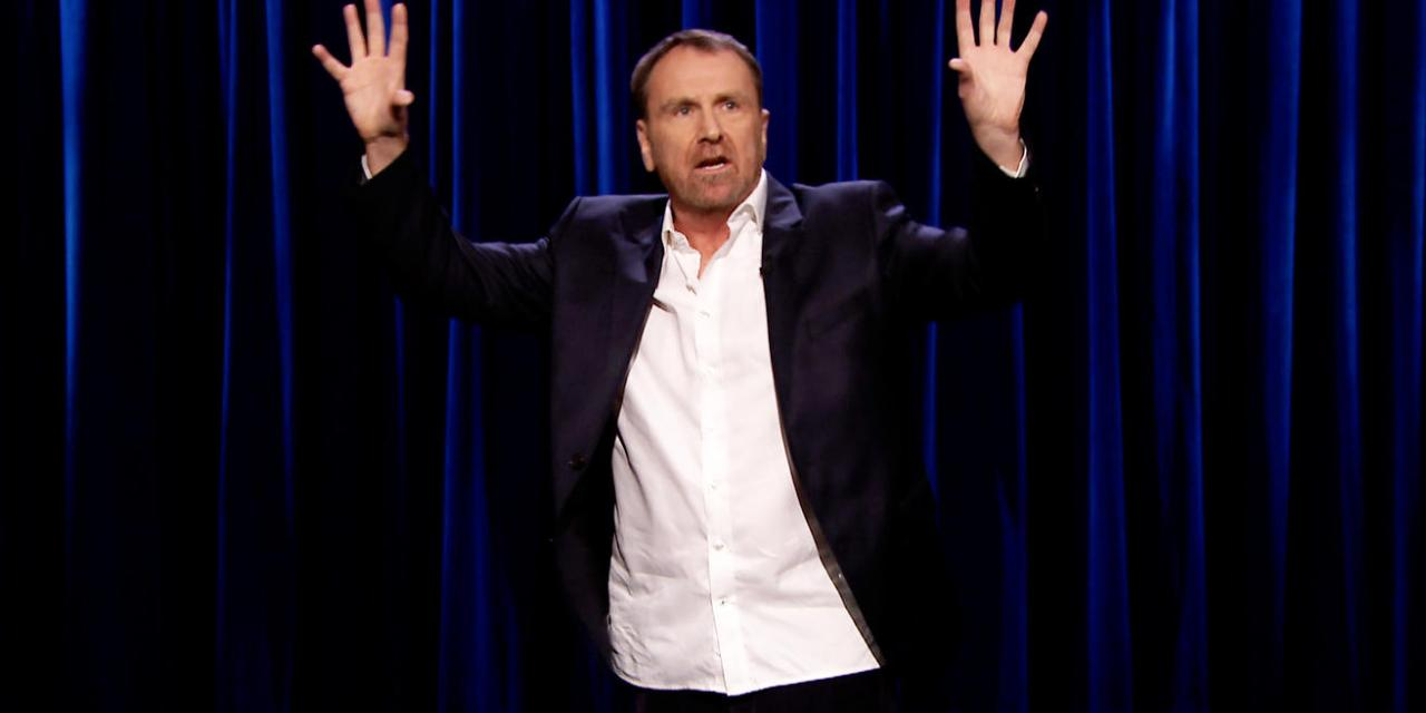 """Colin Quinn on The Tonight Show Starring Jimmy Fallon, imagining his """"Law & Order"""" episode"""