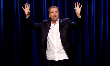 "Colin Quinn on The Tonight Show Starring Jimmy Fallon, imagining his ""Law & Order"" episode"
