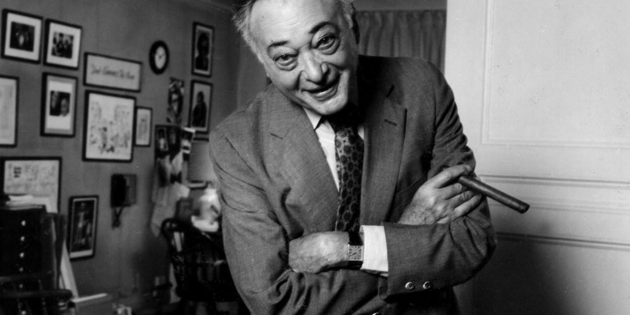 R.I.P. Jack Rollins (1915-2015)