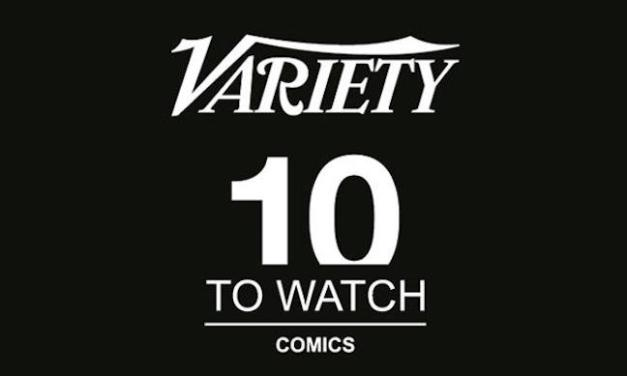 Variety's 10 Comics to Watch for 2016