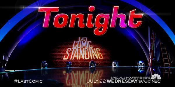 Hype yourself up for Season 9 of Last Comic Standing on NBC with these videos