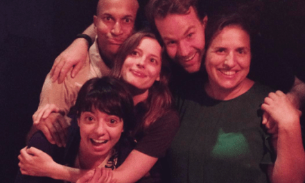 Mike Birbiglia writing, directing a movie about an improv group