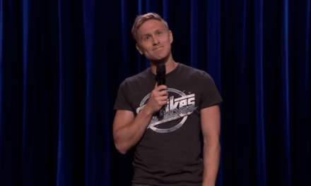 Russell Howard on The Tonight Show Starring Jimmy Fallon