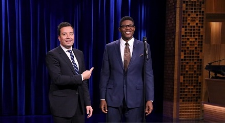 Monroe Martin on The Tonight Show Starring Jimmy Fallon