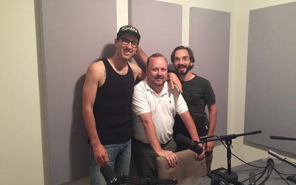 Episode #17: Myq Kaplan and Zach Sherwin