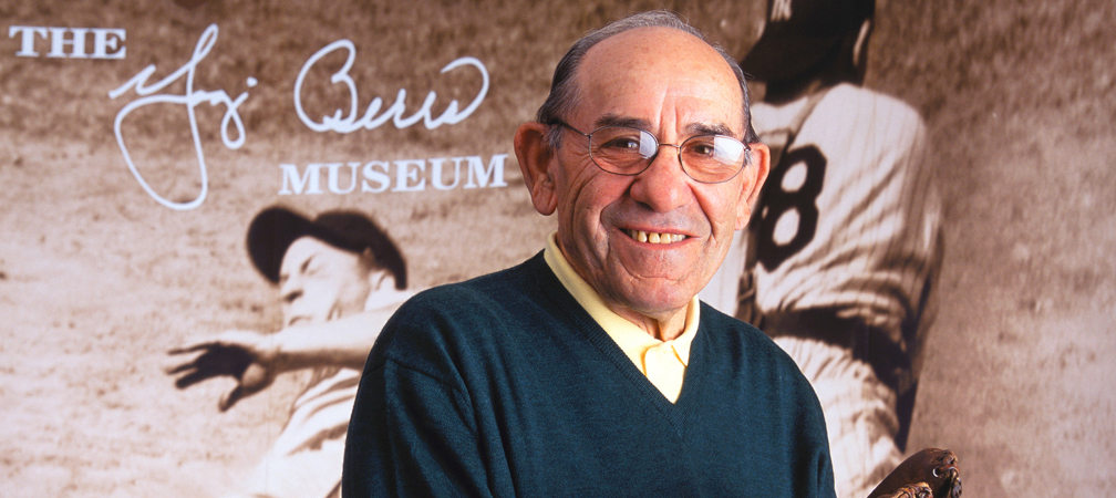 RIP Yogi Berra, America's funniest baseball player