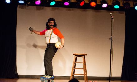 Schtick or Treat: Stand-up comedy's #tbt Halloween tribute