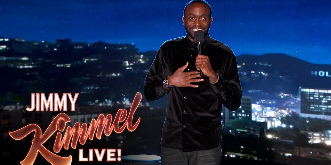 Byron Bowers on Jimmy Kimmel Live