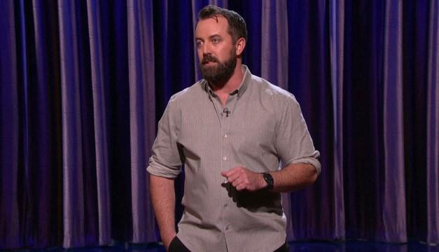 Dan Cummins on Conan