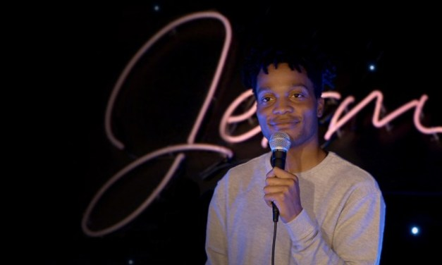 "Jermaine Fowler: ""Give 'Em Hell, Kid"" on Showtime"