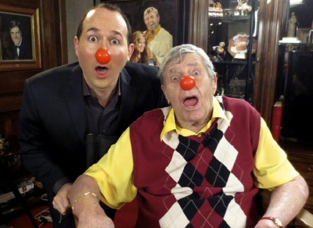 "Jerry Lewis claims ""The Day The Clown Cried"" will remain unseen, offers fresh opinions on Fallon, Colbert and Fey"