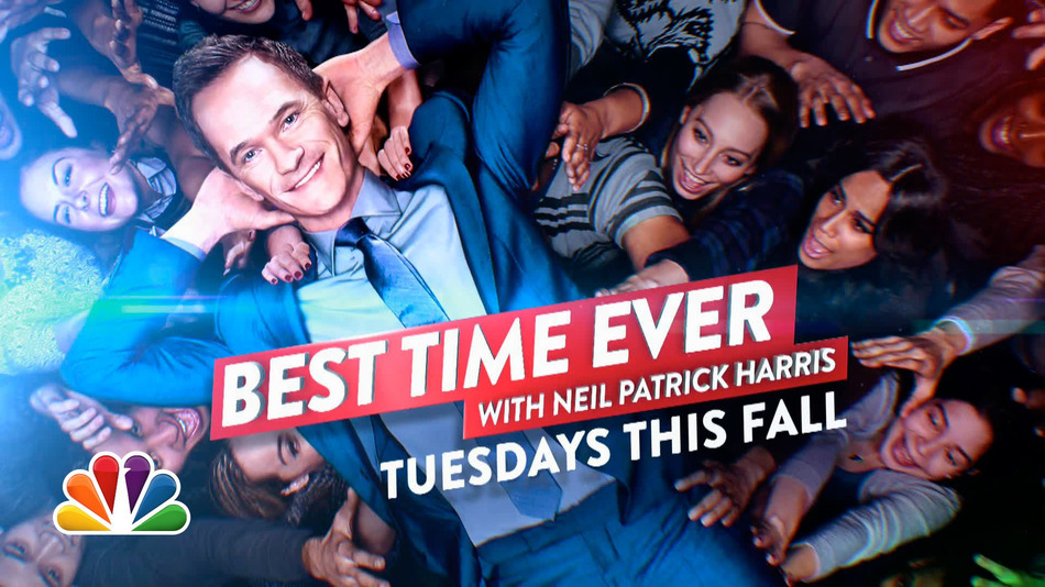 """Best Time Ever"" is over at NBC, but Neil Patrick Harris may live to showcase again"