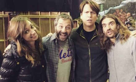 "HBO orders Pete Holmes comedy ""Crashing"" to series, directed by Judd Apatow"