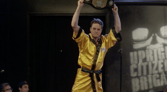 Matt Besser Breaks The Record, on Seeso