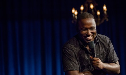 Review of Hannibal Buress: Comedy Camisado (Netflix)