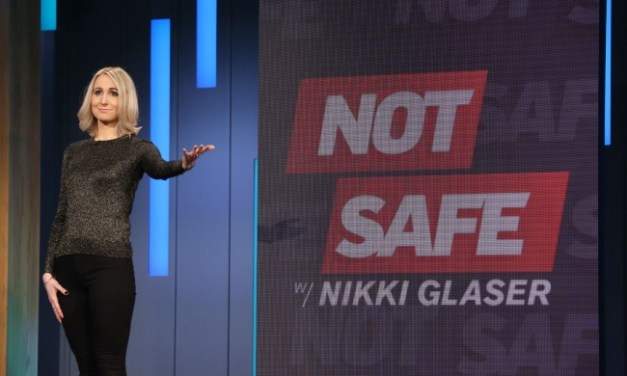 Let's Not Just Talk About Sex: Not Safe with Nikki Glaser on Comedy Central (review)