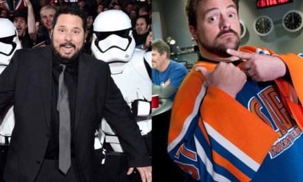 "AMC stays in Kevin Smith business by ordering weekly late-night talk show, ""Geeking Out"""