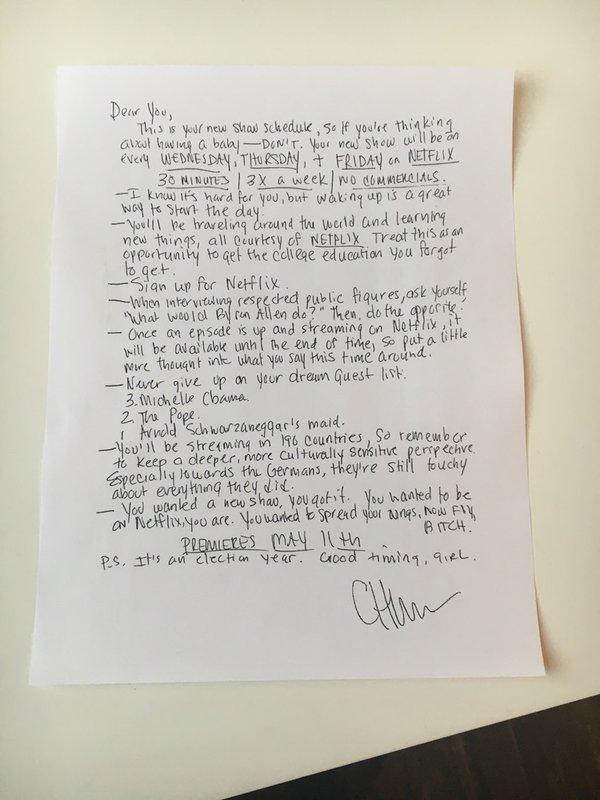 Chelsea_Netflix_letter