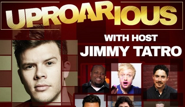 YouTube star Jimmy Tatro hosting new Uproarious stand-up showcase for Fuse