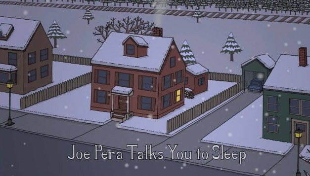 Joe Pera Talks You to Sleep, on Adult Swim