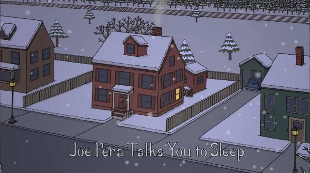 Joe Pera Talks You to Sleep, on Adult Swim