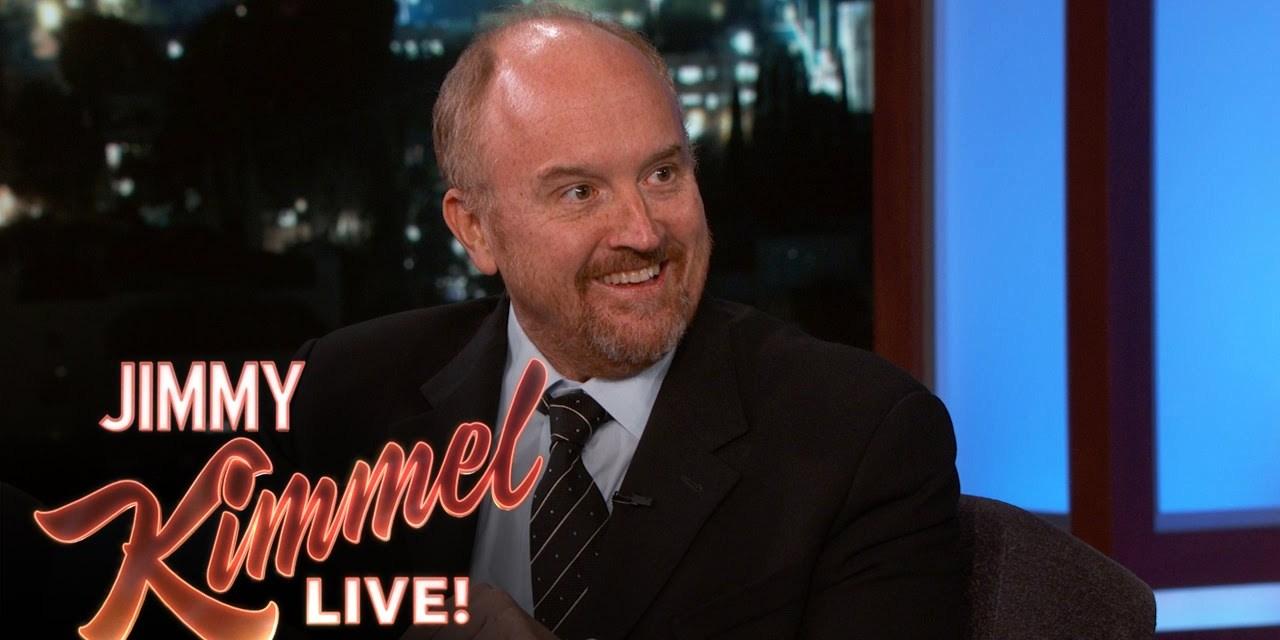 Louis CK explains his DIY approach to Horace & Pete, on Jimmy Kimmel Live