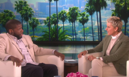 Comedian Quincy Jones appears on Ellen, tells DeGeneres about trying to stay alive and beat cancer