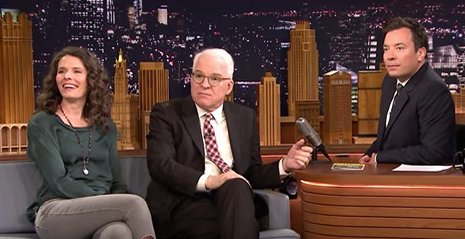 Steve Martin reflects on stand-up comedy now versus the 1970s, and great opening lines