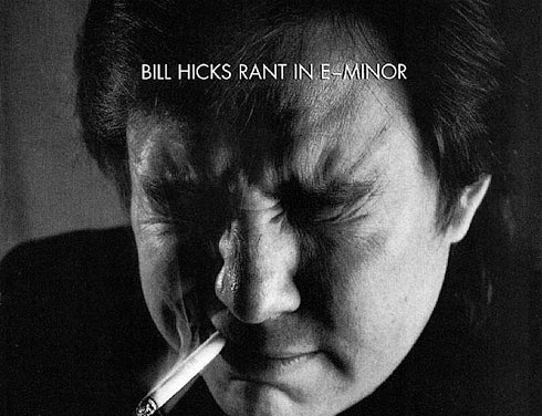 SiriusXM tributes Bill Hicks on April Fool's Day 2016 on Comedy Greats channel