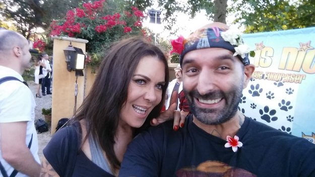 Chyna and Robby Roadsteamer: Joan Laurer's last year making funny videos with Rob Potylo