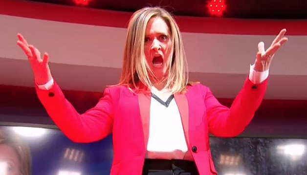 TBS gives Full Frontal with Samantha Bee full-year extension with 26 additional weeks