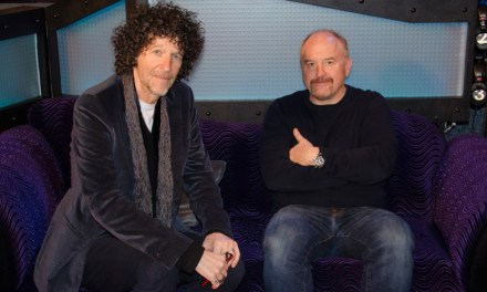 """Louis C.K. tells Howard Stern how he cast """"Horace and Pete,"""" sold it online and lost millions (so far)"""