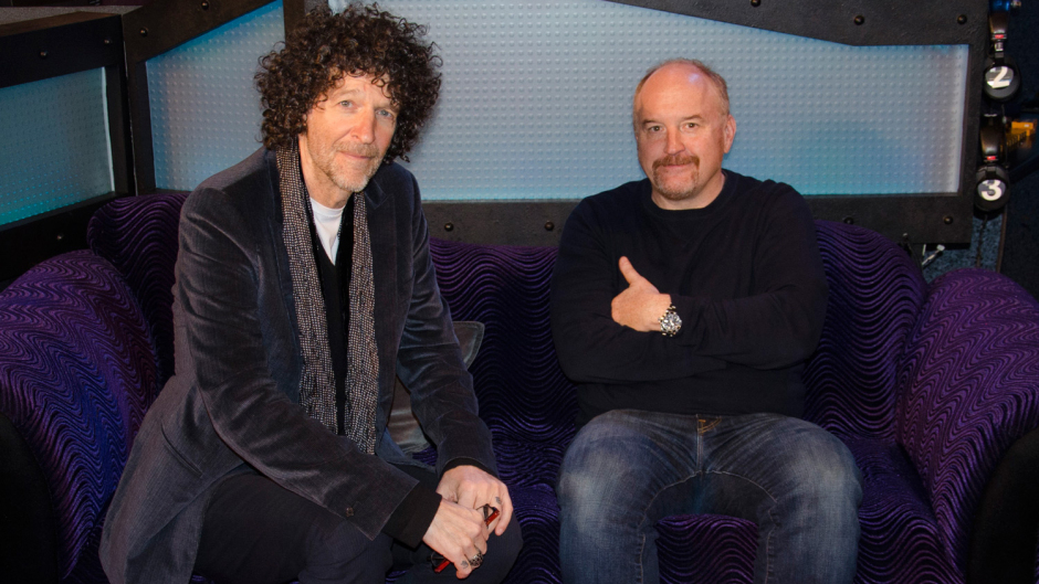 "Louis C.K. tells Howard Stern how he cast ""Horace and Pete,"" sold it online and lost millions (so far)"