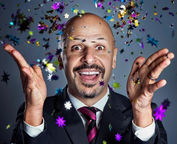 Episode #91: Maz Jobrani