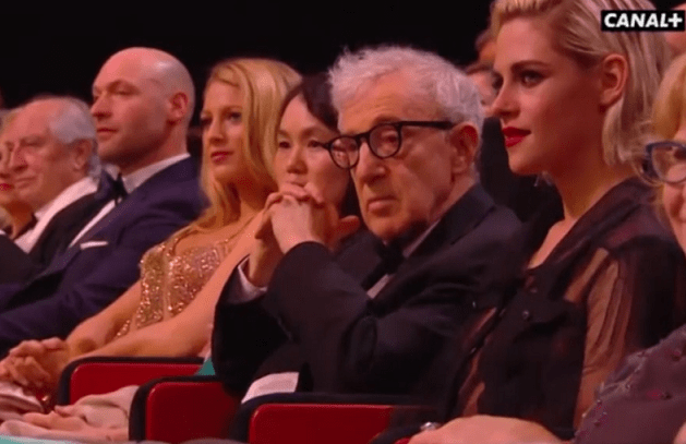 Woody Allen is OK with you joking about his alleged sexual assault of his daughter, but won't read or talk about it anymore