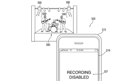 There's an Apple Patent for that: This technology could stop audience members from hijacking video from live comedy shows