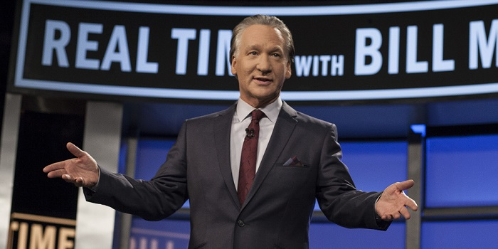 HBO has renewed Real Time with Bill Maher through 2020