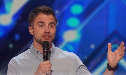 D.J. Demers auditions for America's Got Talent 2016