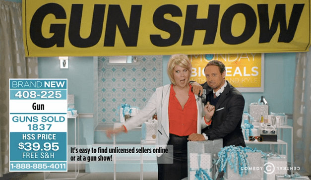 """Inside Amy Schumer unveils previously unaired """"Gun Lawyer"""" sketch after latest failed U.S. Senate votes on gun control"""