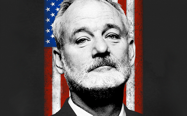 Bill Murray to receive 2016 Mark Twain Prize for American Humor