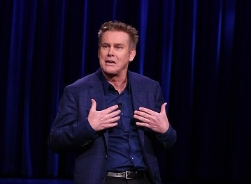 Brian Regan on The Tonight Show Starring Jimmy Fallon