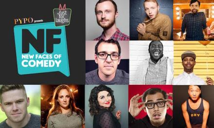 Here are your New Faces of Comedy 2016 for Montreal's Just For Laughs