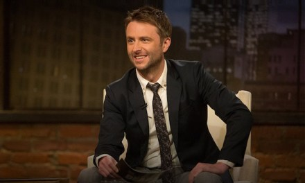 "AMC renews multiyear deal with Chris Hardwick for ""Talking"" franchise and more"
