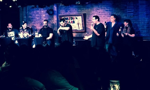 "The Interrobang's ""Comedy 101"" on SiriusXM: An open mic comedian's fever dream/nightmare come to life"
