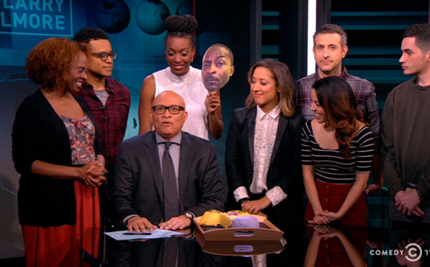 "Comedy Central cancels ""The Nightly Show with Larry Wilmore"""
