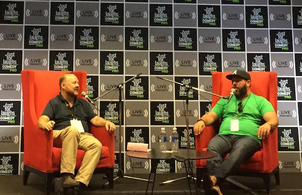 Episode #108: Bert Kreischer, Live from Just For Laughs Montreal