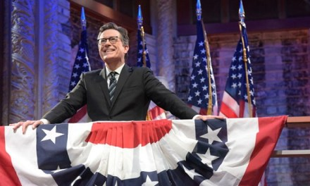 Stephen Colbert will cover Election Night 2016 LIVE for Showtime