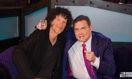 Hear Norm Macdonald tell Howard Stern about Weekend Update, David Letterman, Burt Reynolds and Rodney Dangerfield
